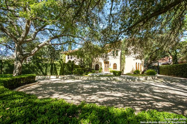 711 Contour Dr, Olmos Park, TX 78212 (MLS #1458044) :: The Heyl Group at Keller Williams