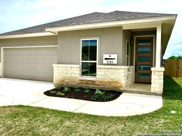 2125 Yellow Rose Way, Gonzales, TX 78629 (MLS #1458179) :: BHGRE HomeCity San Antonio