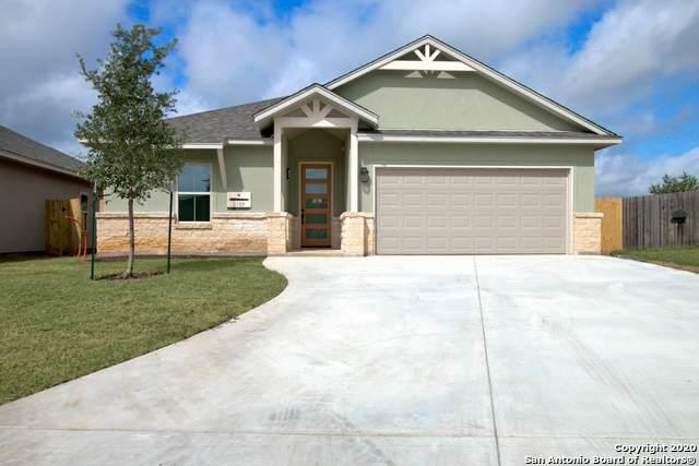2129 Yellow Rose Way, Gonzales, TX 78629 (MLS #1458182) :: BHGRE HomeCity San Antonio