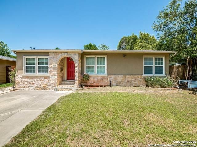 431 Blakeley Drive, San Antonio, TX 78209 (MLS #1458291) :: Alexis Weigand Real Estate Group
