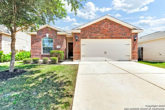 11502 Luckey Ledge, San Antonio, TX 78252 (MLS #1458335) :: Carolina Garcia Real Estate Group