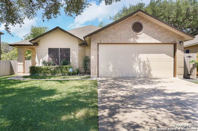 6923 Misty Brook, San Antonio, TX 78250 (MLS #1458381) :: Alexis Weigand Real Estate Group