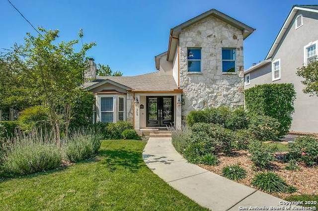 309 Corona Ave, Alamo Heights, TX 78209 (MLS #1458402) :: Carolina Garcia Real Estate Group