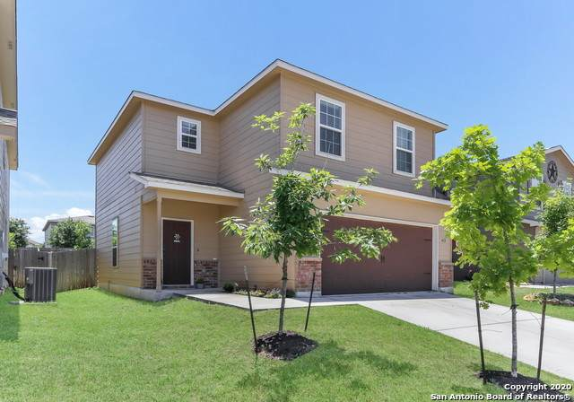 432 Auburn Park, Selma, TX 78154 (MLS #1458475) :: The Gradiz Group