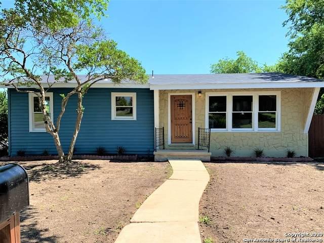 438 Blakeley Dr, San Antonio, TX 78209 (MLS #1458488) :: Alexis Weigand Real Estate Group