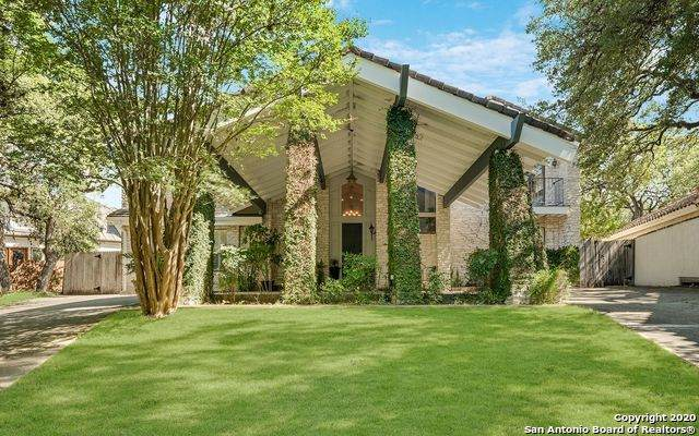 7722 Windmill Hill St, San Antonio, TX 78229 (#1458508) :: The Perry Henderson Group at Berkshire Hathaway Texas Realty