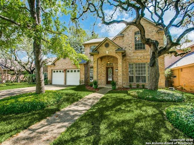 2627 Inwood View Dr, San Antonio, TX 78248 (MLS #1458538) :: The Castillo Group