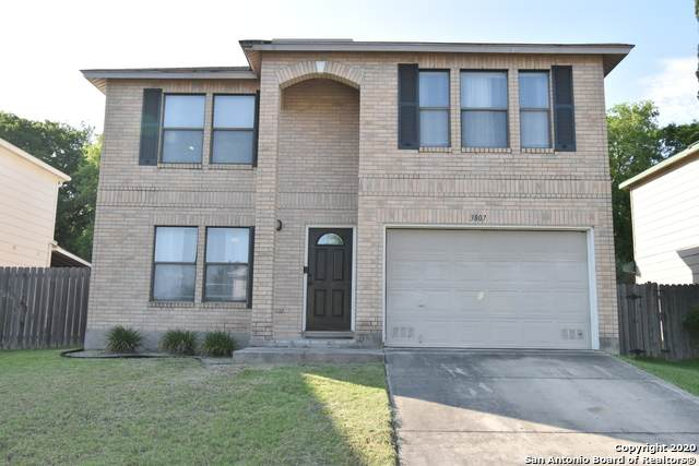 3807 Wetmore Ridge, San Antonio, TX 78247 (MLS #1458553) :: Alexis Weigand Real Estate Group