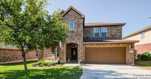 2718 Tuscan Canyon, San Antonio, TX 78261 (MLS #1458590) :: The Heyl Group at Keller Williams
