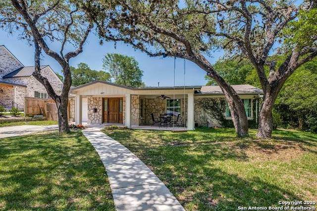 617 Morningside, San Antonio, TX 78209 (MLS #1458593) :: EXP Realty