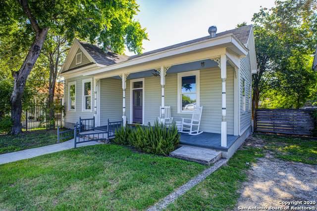 904 N Pine St, San Antonio, TX 78202 (MLS #1458671) :: Tom White Group