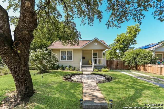 1023 W Rosewood Ave, San Antonio, TX 78201 (MLS #1458714) :: Carolina Garcia Real Estate Group