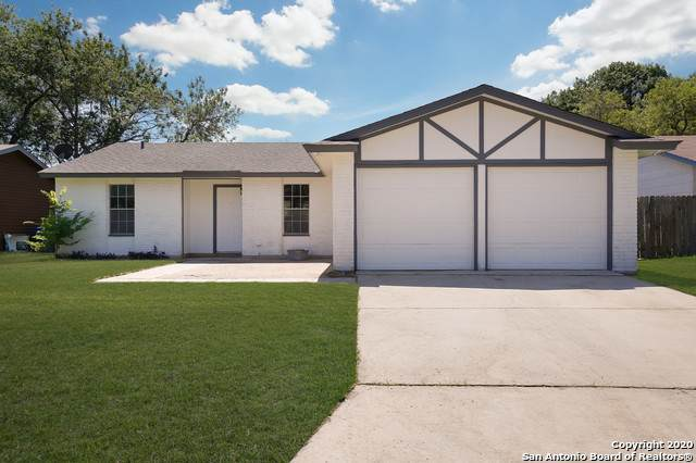5927 Cliff Ridge Dr, San Antonio, TX 78250 (MLS #1458724) :: BHGRE HomeCity San Antonio