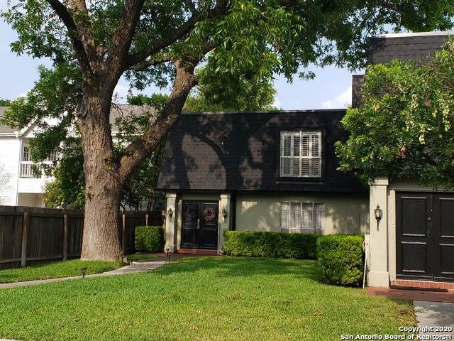 7854 Broadway St 802B, San Antonio, TX 78209 (MLS #1458725) :: Reyes Signature Properties