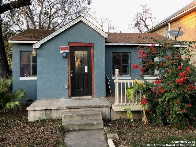 129 Halliday Ave, San Antonio, TX 78210 (MLS #1458740) :: Exquisite Properties, LLC