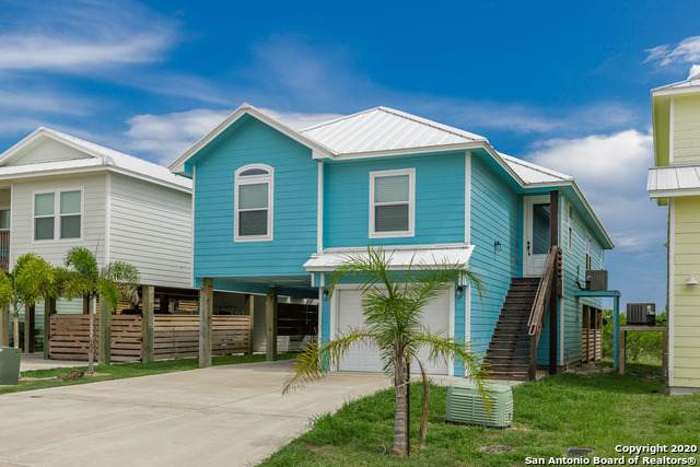 322 Paradise Pointe Dr, Port Aransas, TX 78373 (MLS #1458750) :: Tom White Group