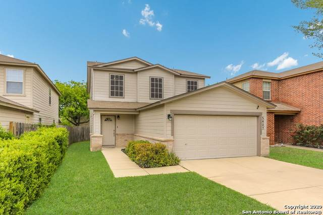 5407 Spring Walk, San Antonio, TX 78247 (MLS #1458784) :: Alexis Weigand Real Estate Group