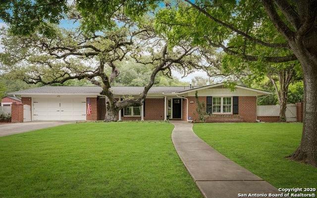 202 Dalewood Pl, San Antonio, TX 78209 (MLS #1458804) :: The Heyl Group at Keller Williams