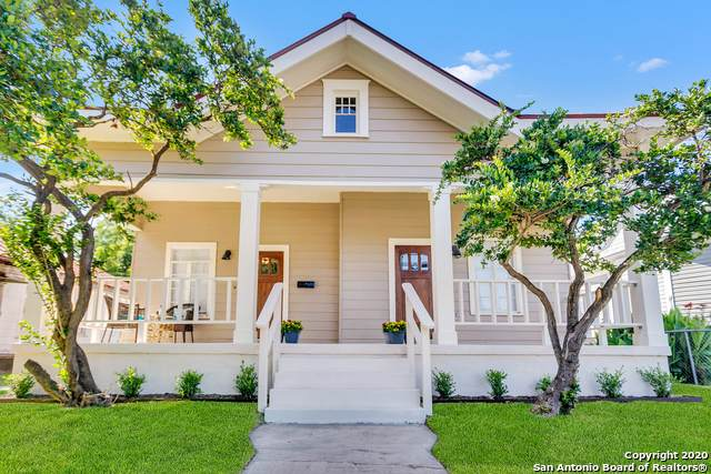 619 Barbe St, San Antonio, TX 78210 (#1458824) :: The Perry Henderson Group at Berkshire Hathaway Texas Realty