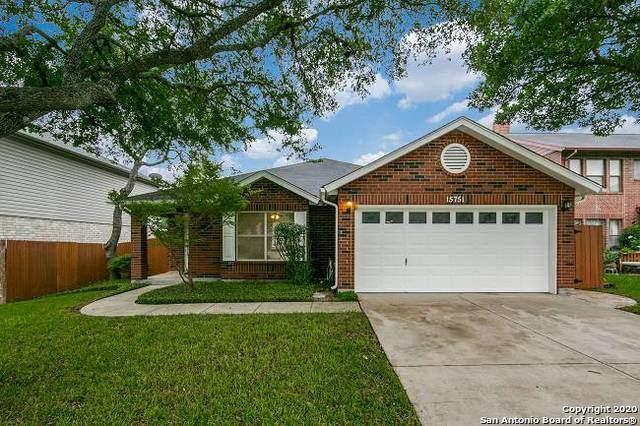 15751 Lomita Springs Dr, San Antonio, TX 78247 (MLS #1458845) :: Alexis Weigand Real Estate Group