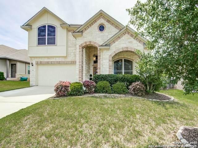 540 Livingston Dr, Schertz, TX 78108 (MLS #1458861) :: Carter Fine Homes - Keller Williams Heritage