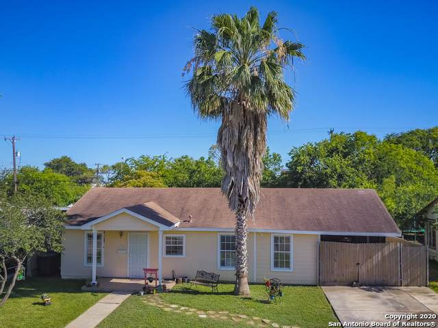 3326 Lasses Blvd, San Antonio, TX 78223 (MLS #1458893) :: The Gradiz Group
