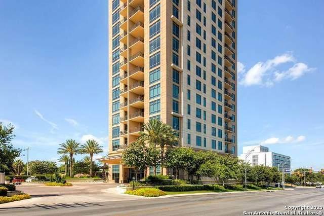 4242 Broadway Street #805, San Antonio, TX 78209 (MLS #1458906) :: The Gradiz Group
