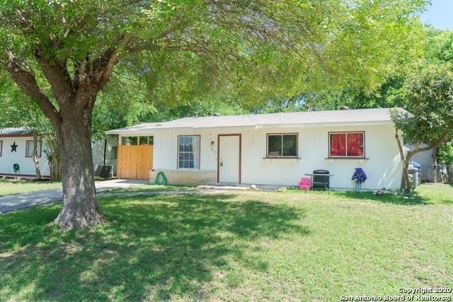 7015 Belgreen Dr, San Antonio, TX 78227 (MLS #1458959) :: BHGRE HomeCity San Antonio