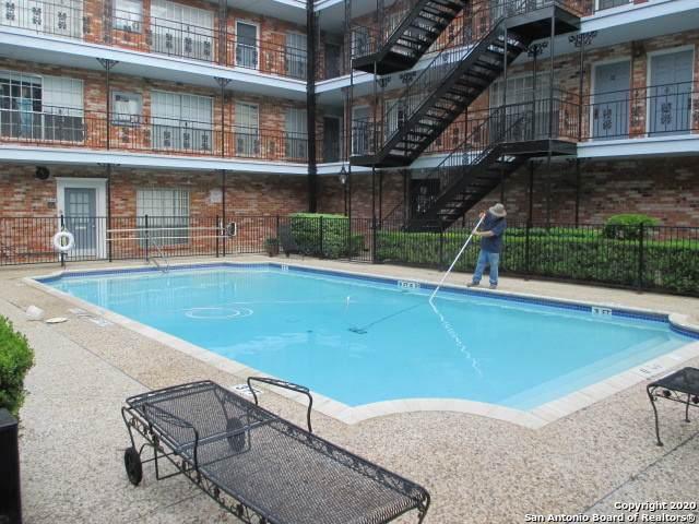 8401 N New Braunfels Ave 124A, San Antonio, TX 78209 (MLS #1458960) :: The Gradiz Group