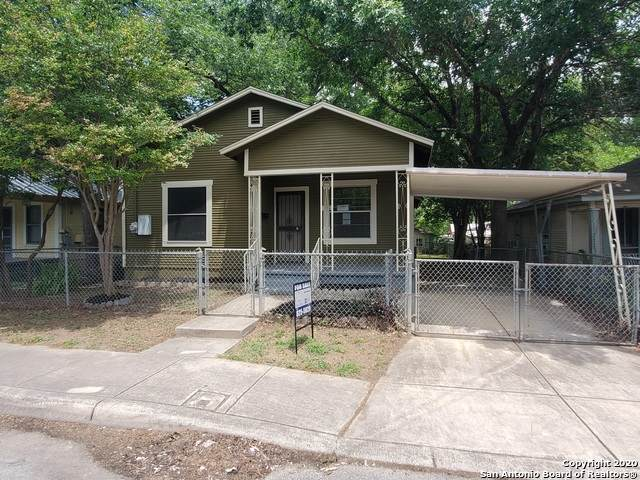 209 Hawthorne, San Antonio, TX 78214 (MLS #1459012) :: Berkshire Hathaway HomeServices Don Johnson, REALTORS®