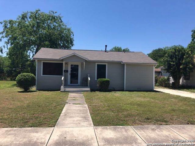 1612 El Monte Blvd, San Antonio, TX 78201 (MLS #1459041) :: Exquisite Properties, LLC