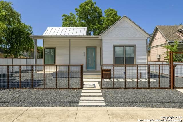 220 Helena St, San Antonio, TX 78204 (MLS #1459047) :: Alexis Weigand Real Estate Group