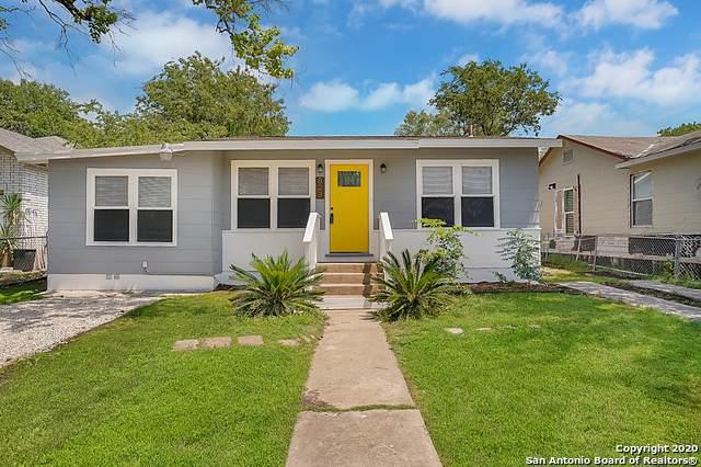 823 John Adams Dr, San Antonio, TX 78228 (MLS #1459061) :: BHGRE HomeCity San Antonio