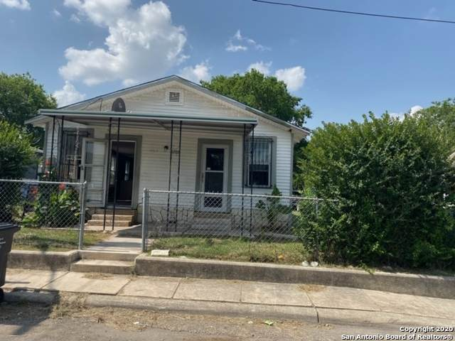 1727 Peck Ave, San Antonio, TX 78210 (MLS #1459065) :: Carolina Garcia Real Estate Group