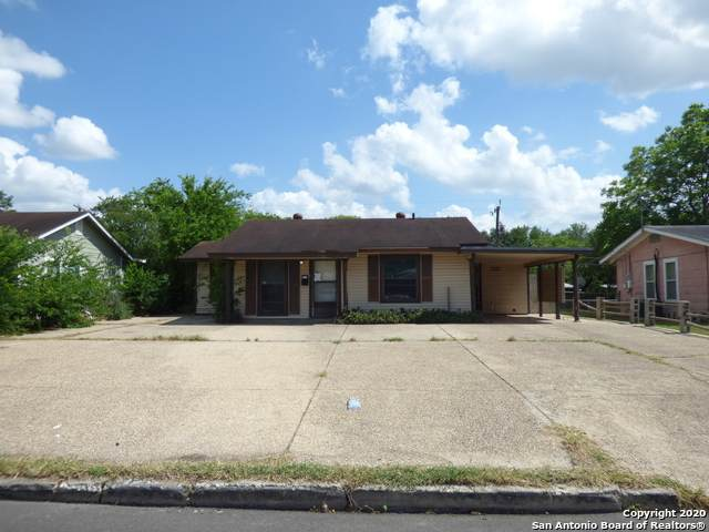 326 Harcourt Ave, San Antonio, TX 78223 (MLS #1459068) :: Alexis Weigand Real Estate Group