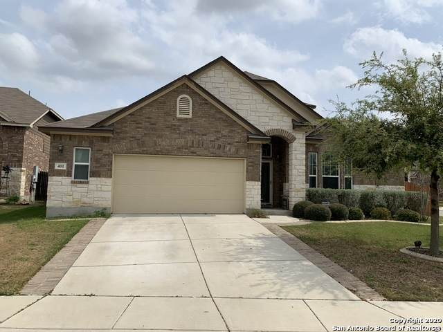 401 Bison Ln, Cibolo, TX 78108 (MLS #1459089) :: The Mullen Group | RE/MAX Access