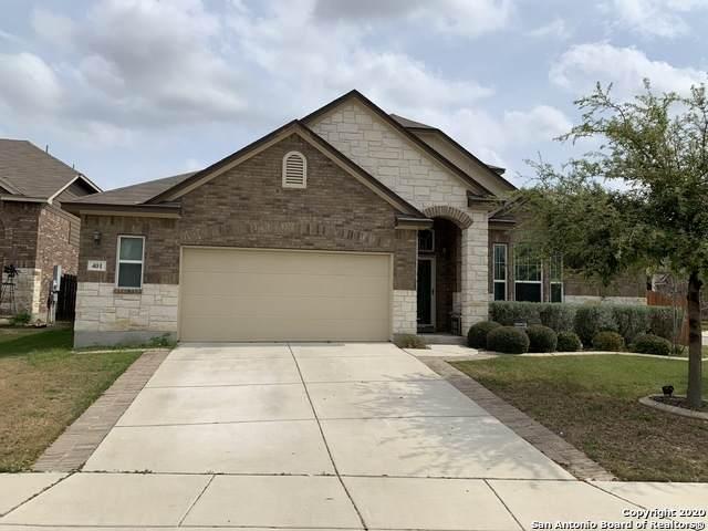 401 Bison Ln, Cibolo, TX 78108 (MLS #1459089) :: The Gradiz Group