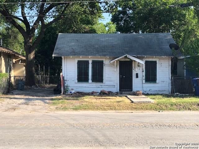 716 Florida St, San Antonio, TX 78210 (MLS #1459116) :: Carter Fine Homes - Keller Williams Heritage