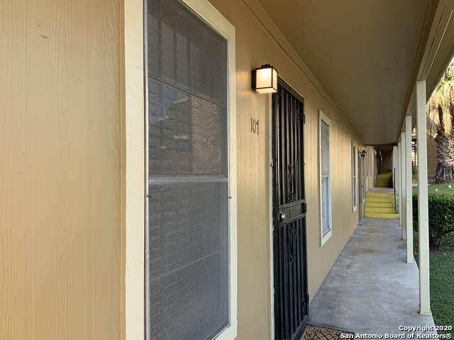 911 Vance Jackson Rd #107, San Antonio, TX 78201 (MLS #1459186) :: The Gradiz Group