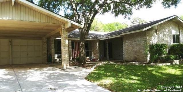 642 Balboa Dr, Universal City, TX 78148 (MLS #1459195) :: Alexis Weigand Real Estate Group