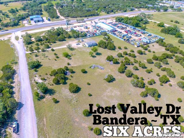 6-AC Lost Valley Dr, Bandera, TX 78003 (#1459210) :: The Perry Henderson Group at Berkshire Hathaway Texas Realty
