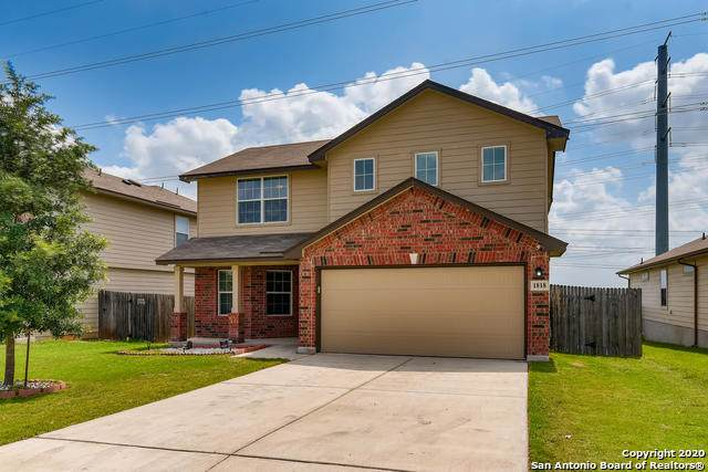 1818 Laurel Pathway, San Antonio, TX 78245 (MLS #1459274) :: Carolina Garcia Real Estate Group