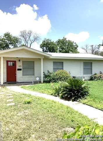 815 Hermine Blvd, San Antonio, TX 78201 (MLS #1459283) :: The Gradiz Group