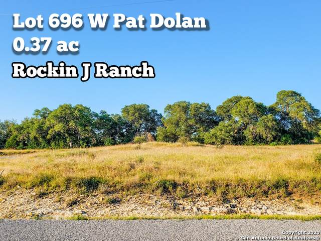 LOT 696 W Pat Dolan, Blanco, TX 78606 (MLS #1459285) :: Tom White Group