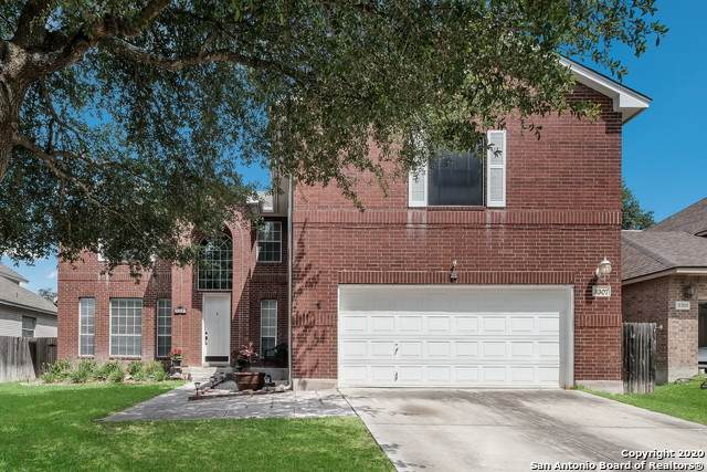 3307 Mineral Crk, San Antonio, TX 78259 (MLS #1459317) :: The Castillo Group