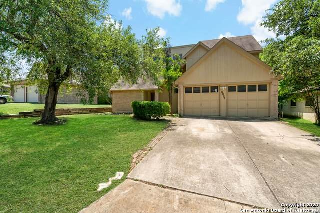 8831 Welles Edge Dr, San Antonio, TX 78240 (MLS #1459333) :: The Castillo Group