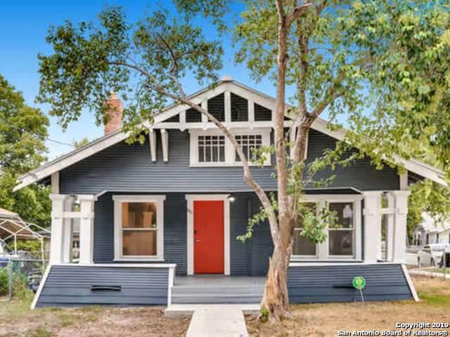 301 University Ave, San Antonio, TX 78201 (MLS #1459335) :: 2Halls Property Team | Berkshire Hathaway HomeServices PenFed Realty