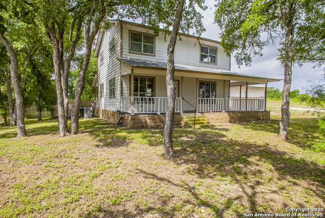 585 Caney Creek Rd, New Braunfels, TX 78130 (MLS #1459336) :: BHGRE HomeCity San Antonio