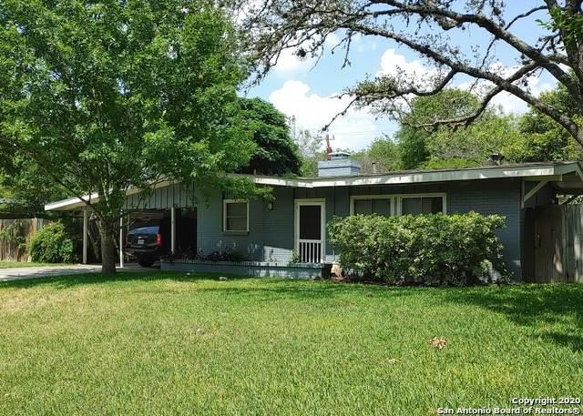 850 Chevy Chase Dr, San Antonio, TX 78209 (MLS #1459386) :: Reyes Signature Properties