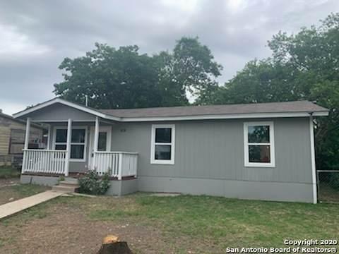 618 S Hamilton St, San Antonio, TX 78207 (MLS #1459395) :: Reyes Signature Properties